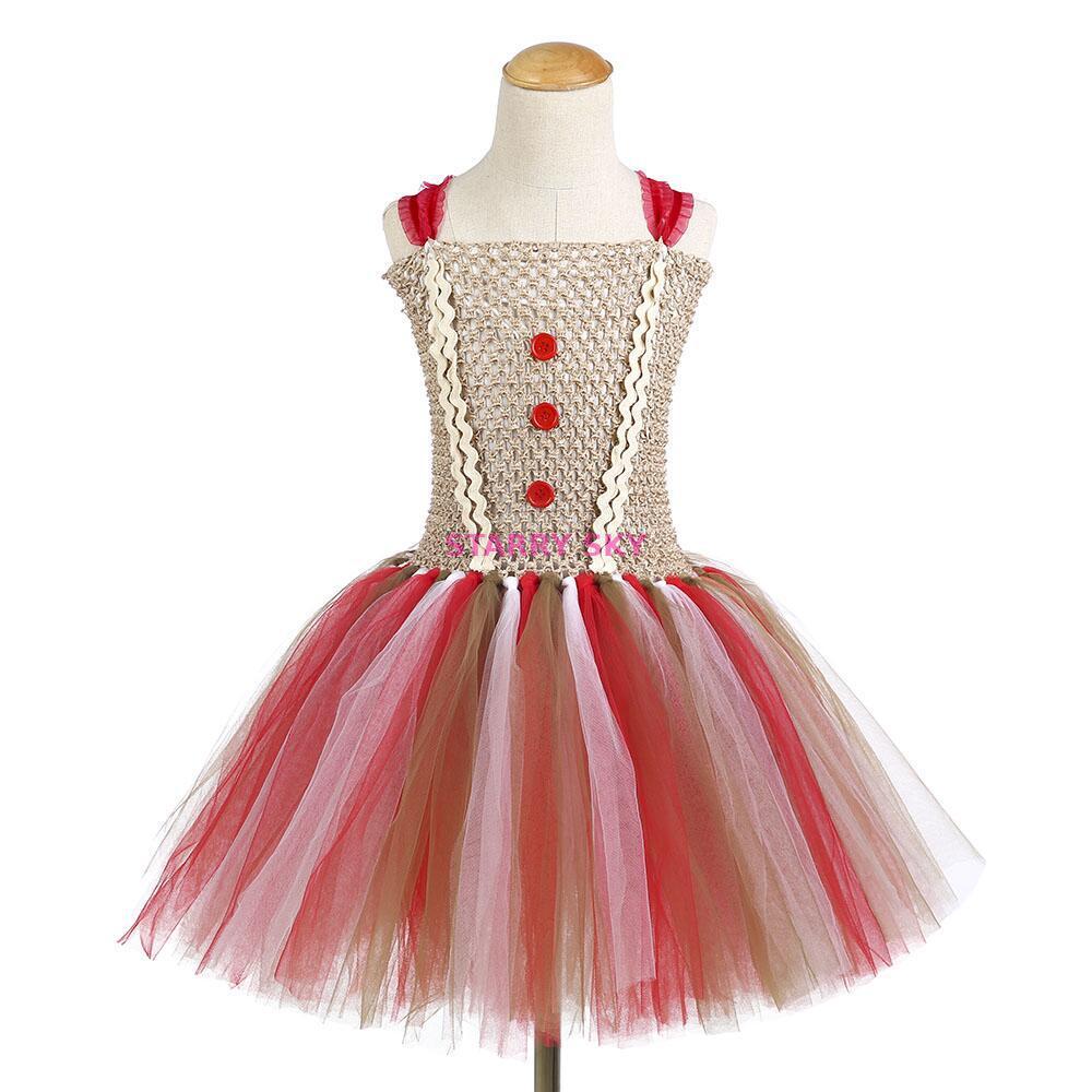 Новое милое платье для девочек, костюмы для вечеринки в честь Дня Рождения платья в стиле леденцов, Детская фотография, косплей, Рождественская юбка-пачка для маленьких девочек, ручная работа, лидер продаж