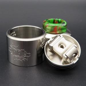 Image 4 - Vape Profile RDA Atomizer RDA Rebuildable Dripping Atomizer Mesh Coil For Electronic Cigarette Vaporizer Box Mods Smoker