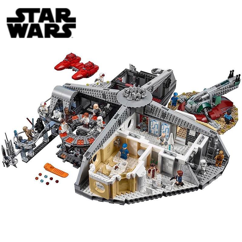 05151 Star Wars Betrayal At Cloud City Building Kit Blocks 3149pcs Bricks Compatible With Legoinglys Bela 75222 Star Wars