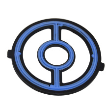 Replacement for Mazda Engine 3 5 6 Speed 3 6 Miniva CX-7 07-11 1S7Z6A642AAA LF0214700 Engine Oil Cooler Seal Gasket