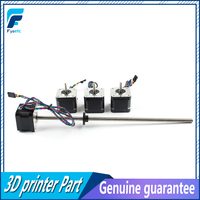Motor kit for Prusa Mini 3d printer designed by Prusa Research X Y Z 17 stepper motors Z motor is TR8*4 lead screws