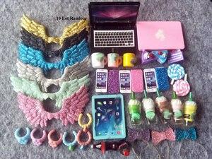 Image 1 - 10 Uds. De accesorios para tienda de mascotas al azar, juguete para niños en edad preescolar, el mejor regalo