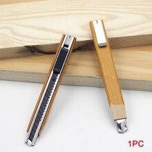 Lavorazione del legno Matita Falegname In Fibra di Carbonio Snap Off Taglio di Tasca Meccanica clip di Manico In Legno Durevole Professionale Multifunzione
