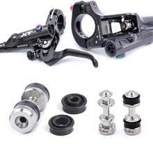 Titanium Mountain Bicycle Brake Lever Piston For Shimano XT M8000 M7000 SLX M785 Disc Brake Piston Rod Repair Part MTB Bike Part