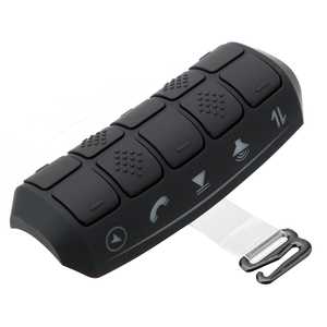 Image 4 - LEEPEE พวงมาลัยรถวิทยุ DVD GPS Player Multi Function Wireless Controller รถรีโมทคอนโทรล