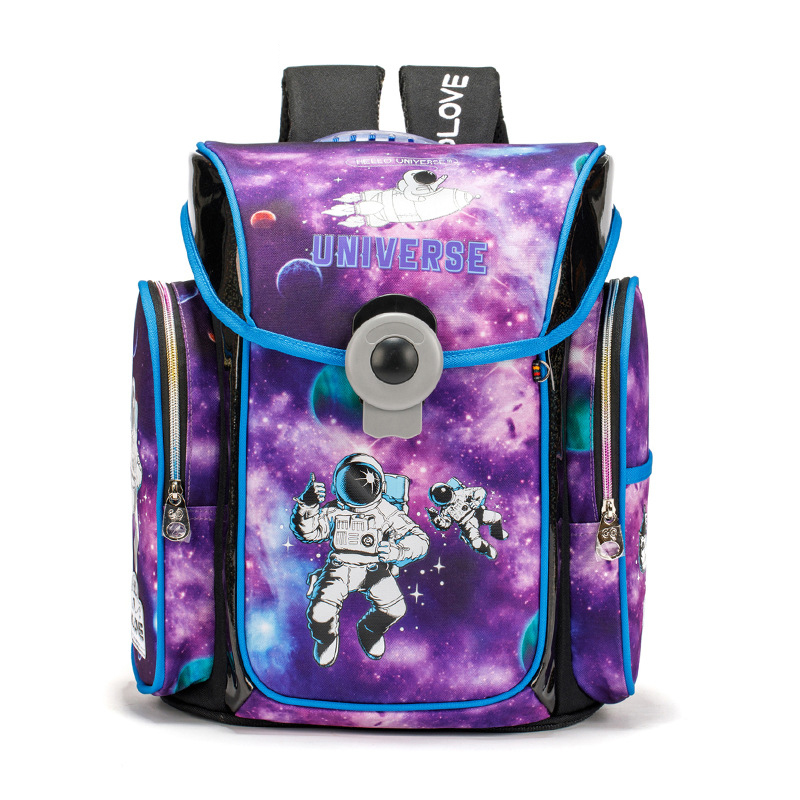 New children School Bag For Girls Boys Cartoon School Backpacks  Orthopedic Primary School Bookbag Boy Knapsack mochila escolar|School Bags| |  - title=