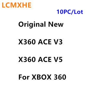Image 1 - (10pc) for X360 ACE V3 V4.1 V5 Run Yellow Red Glitcherv3 v1 CR REV.C