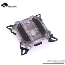 Water-Block Radiator Bykski 1155 2066 CPU for INTEL 12V RGB 5V RBW CPU-XPH-T8 LGA1150