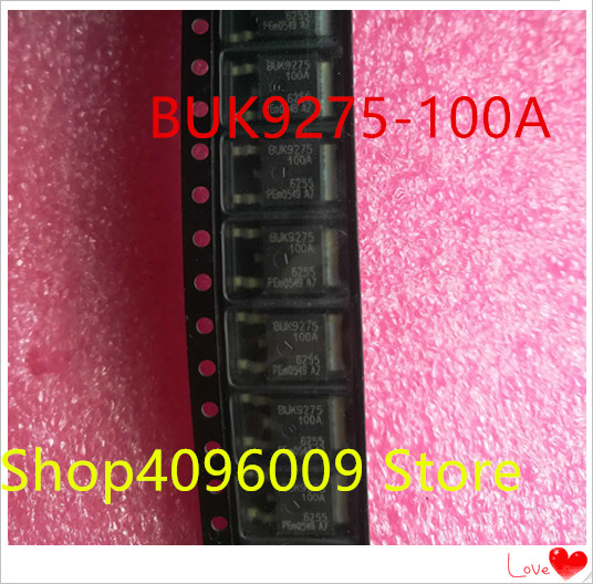 NEW 10PCS/LOT BUK9275-100A BUK9275 100A TO-252