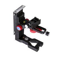 Adjustable Laser Level Magnetic Wall Bracket Hang L shape Hook Bracket Universal