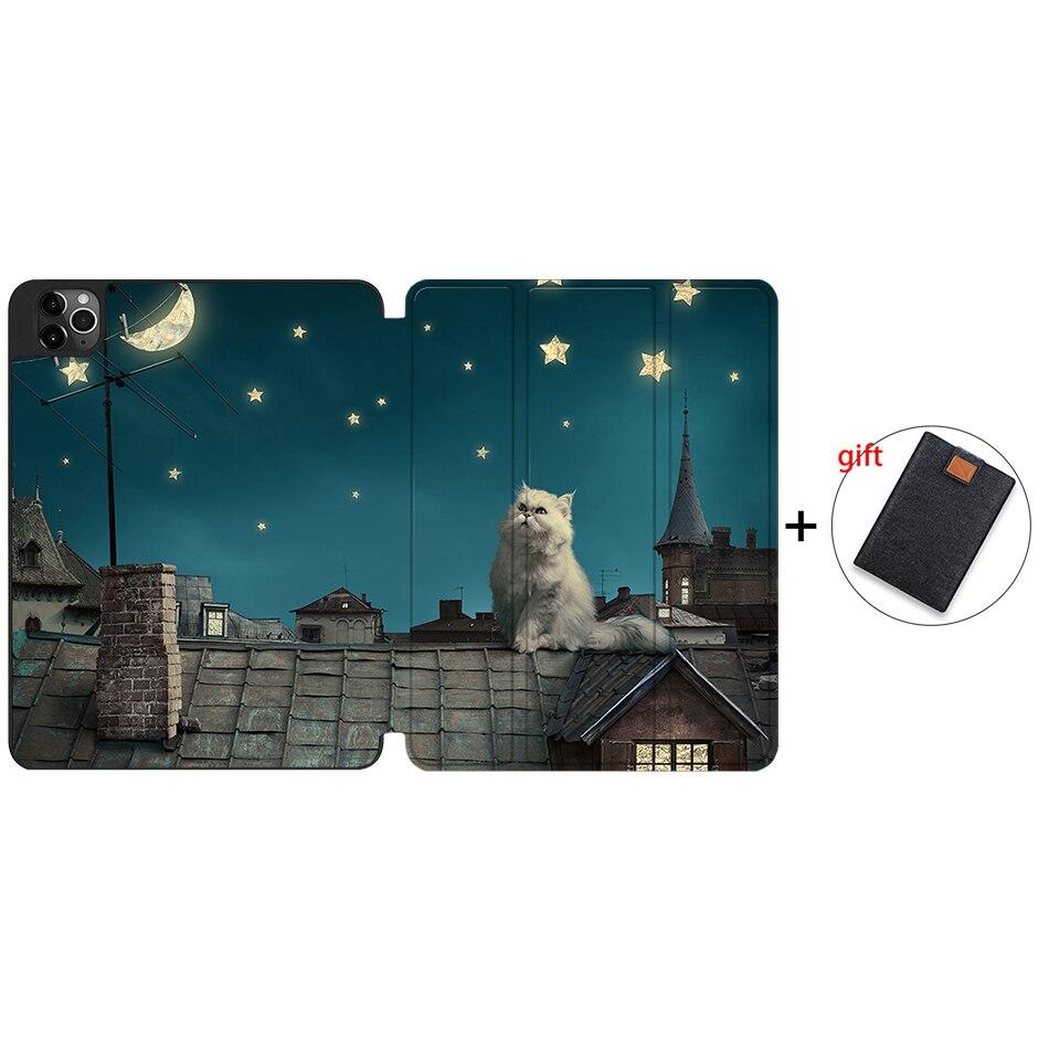 IPTPU13 Silver MTT 2020 New Tablet Case For iPad Pro 12 9 inch A2229 A2233 Soft TPU Back