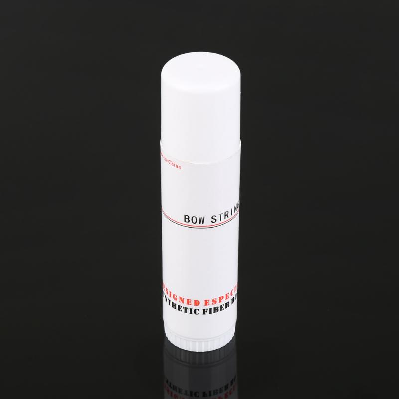 Hot 1PCS/28g Bowstring Wax Bow Arrow String Recover Protect Bowstring Wax Tube Maintenance Wax Lubricant Longbow String Protect