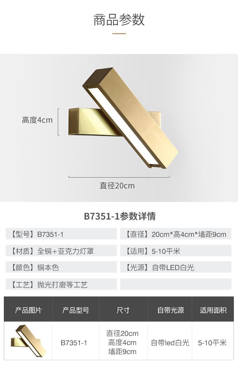 design luxo suporte luz iluminação para casa