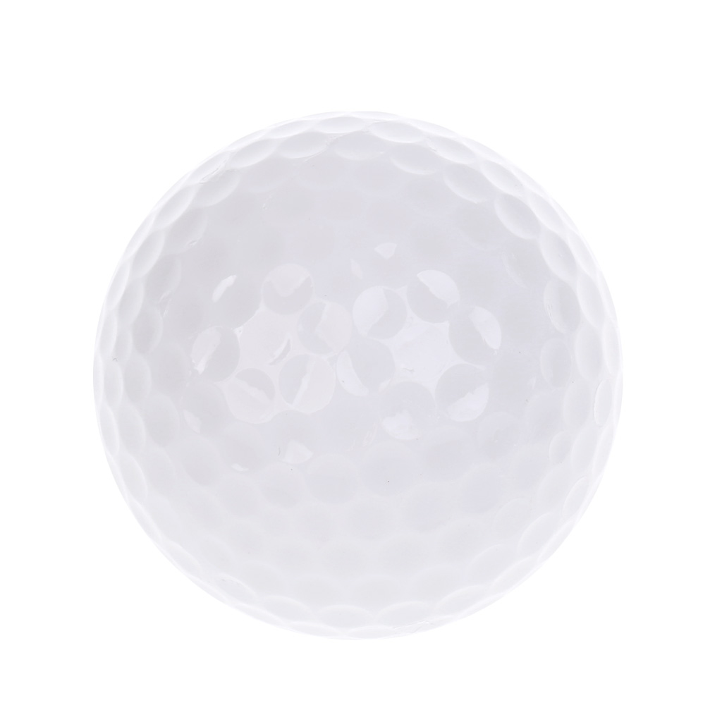 1 Piece Glow In Dark LED Light Up Golf Ball Official Size Tournament Ball - 6 Colors
