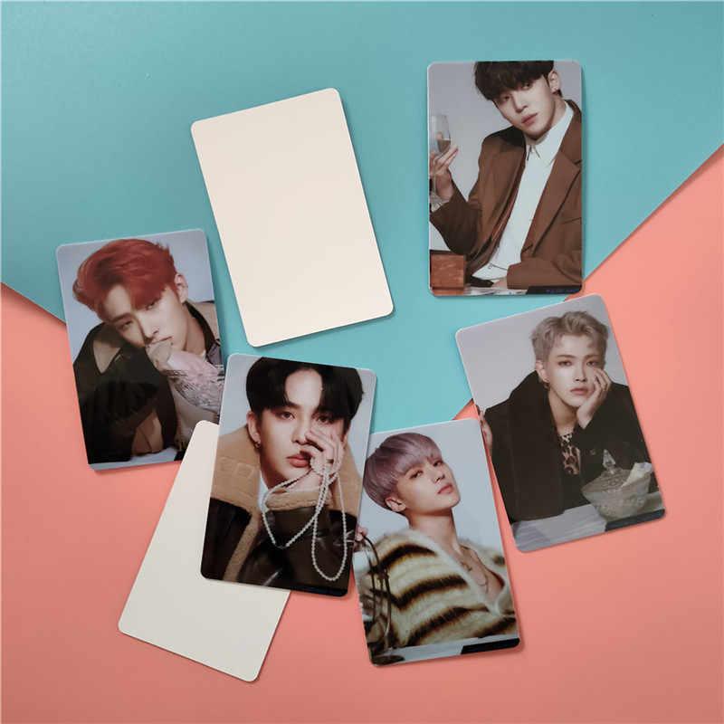KPOP ATEEZ New Album TREASURE EPILOGUE Action To Answer Photocard LOMO Card Photobook SAN JONG HO.jpg q50
