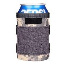 Bottle-Set Beer-Cans-Cover Tactical Cooler Beverage Ktv-Bar Holiday-Decoration Christmas