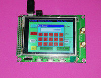 Latest version ADF4351 RF Sweep Signal Source Generator Board 35M - 4.4G + STM32 TFT Touch LCD