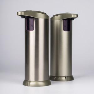 Image 3 - Cool Automatic Liquid Soap Dispenser 2019 Touch free Sanitizer Built in Infrared Smart Soap Sensor Bathroom Soap Dispenser Hot