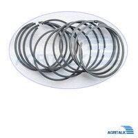 Conjunto de anéis de pistão para yuchai C4E140-33 motor para automóvel como howo  número da peça: 530-1004016