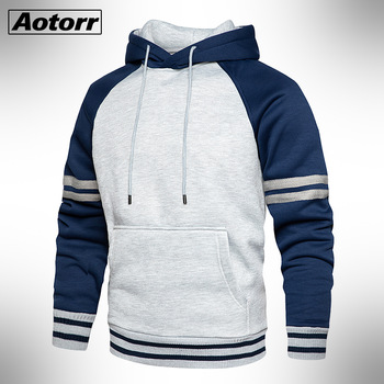 2020 Hip Hop Autumn Mens Thick Fleece Hoodies Pure Color Men Thick Velvet Fabrics Winter Hoodies Jackets Hot Dropshipping 4XL 1