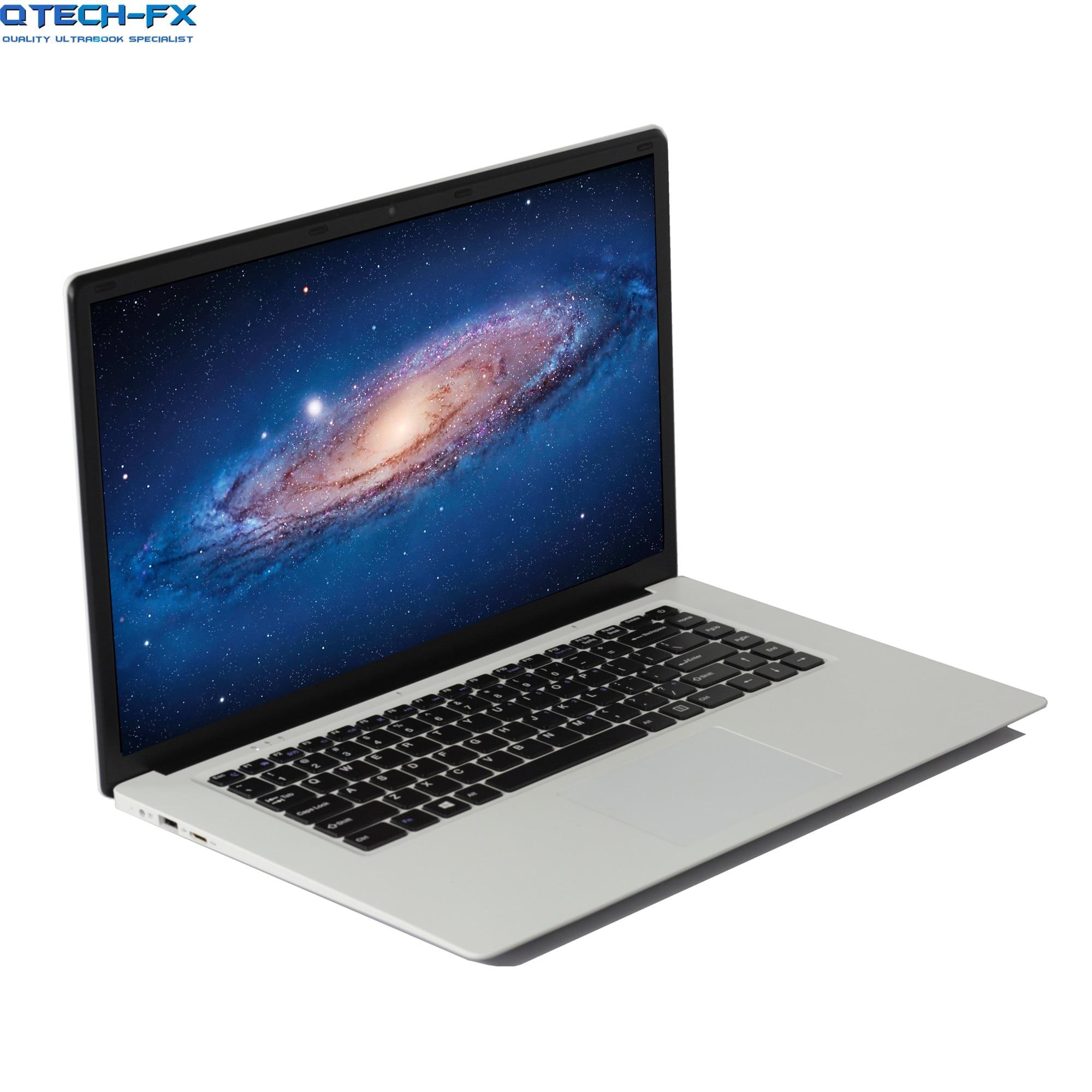 """15,6 """"ультрабук 1920*1080 Быстрый Intel 6 Гб ram + 128/256/480 ГБ SSD Windows10 студенческий ноутбук Арабский AZERTY Испанский Русский Клавиатура"""