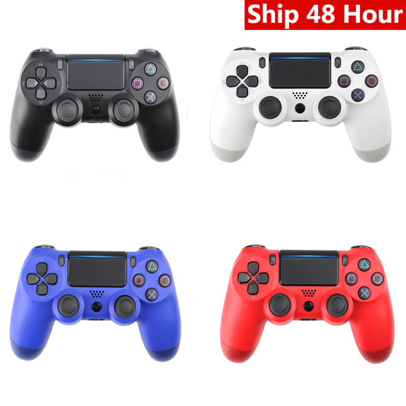 Bluetooth Gamepad For Playstation Sony PS4 Wireless Controller Joystick Joypad Controle For DualShock Vibration Joystick For PC