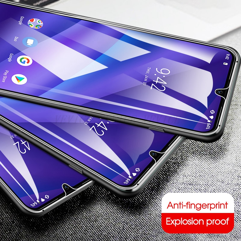 3PCS HD Premium Glass For UMIDIGI A5 Pro Anti-Scratch Tempered Glass for UMIDIGI A5 Pro Mobile Phone Screen Protector Clear Film