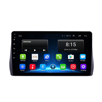 In stock ! 4G LTE Android 10.0 2+32G For Toyotal Wish 2009 2010 2011 2012 Multimedia Stereo Car DVD Player Navigation GPS Radio image