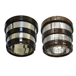 Sokowirówka sitko filtr gruboziarnisty i drobny zamienniki dla Hurom Hh Sbf11 Hu 19Sgm sokowirówka części zamienne|Sokowniki|   -