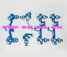 50PCS Ersatz Band Platine für PS4 Schlank pro Controller Leitfähigen Film Tastatur flex Kabel JDS 001 011 030 040 050