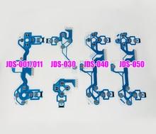 50PCS Replacement Ribbon Circuit Board for PS4 Slim pro Controller Conductive Film Keypad flex Cable JDS 001 011 030 040 050
