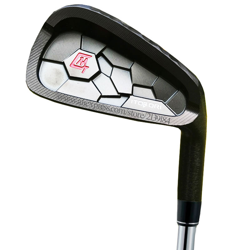 Men New Golf Clubs MTG Itobori Golf Irons 4-9 P Clubs Irons Set Graphite Shaft  Or Steel Shaft R Or S Flex Free Shipping