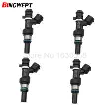 4PC/LOT fuel injector FBY11H0 16600 1HC0A for Nissan Note E12 1.2 2013~2018