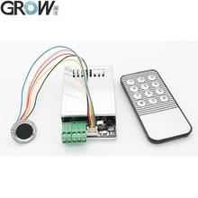 GROW K216+R502 Fingerprint Recognition Access Control System+R502 Capacitive fingerprint sensor
