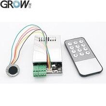 GROW K216 + R502 система контроля доступа распознавания отпечатков пальцев + R502 емкостный датчик отпечатков пальцев