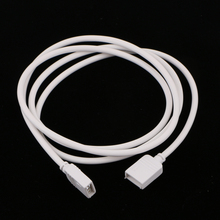 1m/2m/3m/5m 4-Pin Extension Cable Wire Connector for 5050/3528 LED Strip Light Ribbon Tape