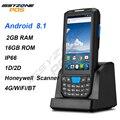 ISSYZONEPOS портативный pos-терминал Android 8.1PDA 1D 2D Honeywell сканер штрих-кода 4G NFC считыватель штрих-кодов портативный сборщик данных