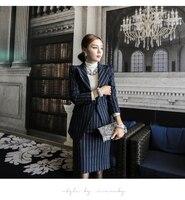 Blue suit women костюм женский dress suit women blazer dresses for woman dress women suits women office wear 2 piece set women
