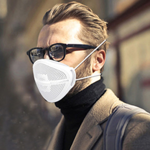 Image 5 - PM2.5 Anti fog Dustproof Mouth and Nose Separation Face Mouth Masks Unisex Protective Mask Breathing Valve Replaceable Filter