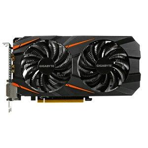 Image 2 - Gigabyte NVIDIA GeForce Scheda grafica GTX 1060 FORZA del vento OC 3GB di Schede Video Integrato con 3GB di GDDR5 Memoria 192bit per PC