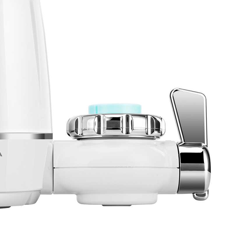 Konka torneira purificador de água 4 filtros substituição filtro da cozinha do agregado familiar lavável