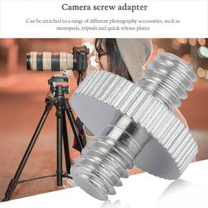 Screw-Camera Tripod Quick-Release Professional Plate-Mount DSLR Standard Suitable-For