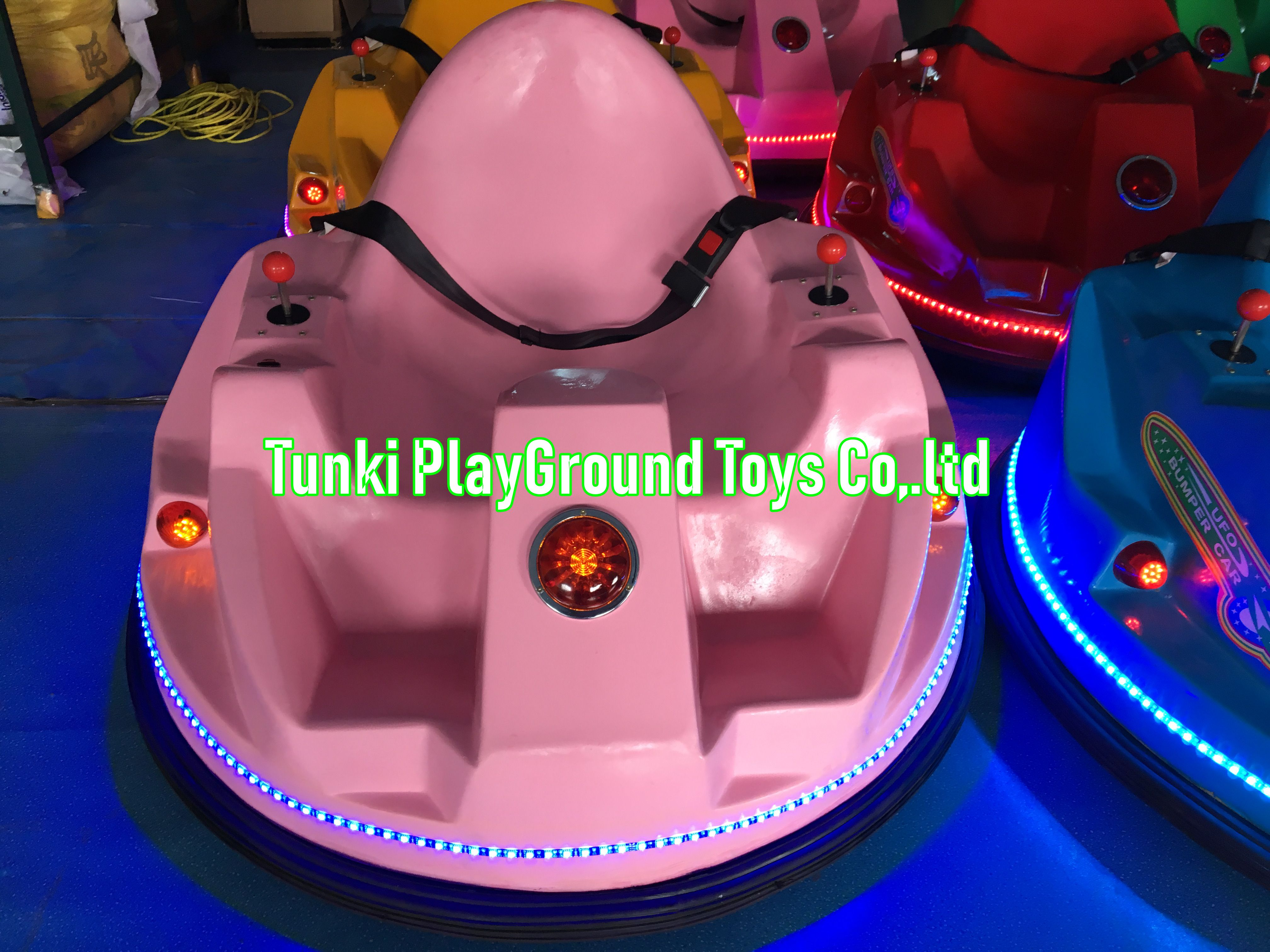 Battery Operated Mini Toy Cars Rc Bumper Cars