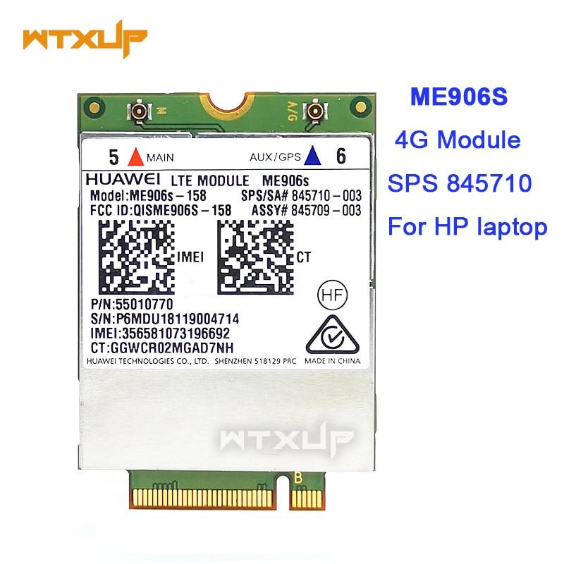 HP ME906S-158 SPS 845710-001 3G 4G LTE 150M CAT4 WWAN wireless NGFF module Card