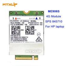 Cartão de banda larga móvel para hp 840 850 lt4132 lte hspa + 4g módulo huawei me906s ME906S-158 845710-001