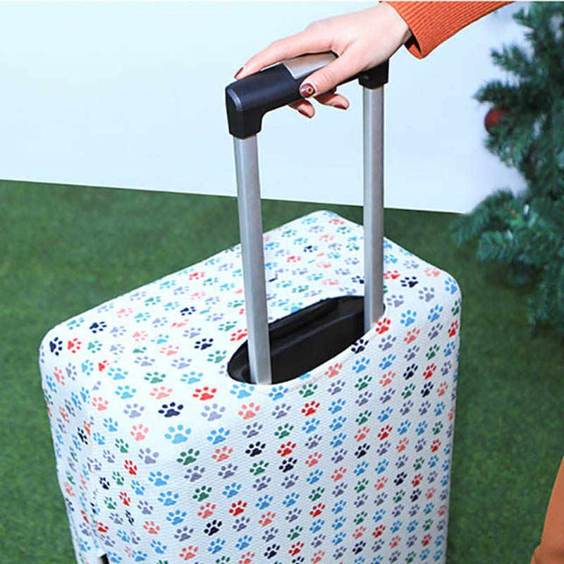 """Wehyah ยืด 24 """"กระเป๋าเดินทางกระเป๋าเดินทางป้องกันกระเป๋าเดินทางพิมพ์ฝุ่น 18-26'' ป้องกันกรณี ZY133"""