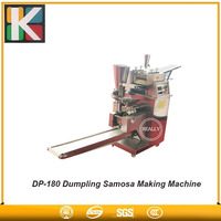 High Quality Automatic Dumpling Ravioli Empanada Steamed Dumpling Making Machine