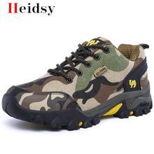 Men Casual Shoes 2019 New Autumn Militar