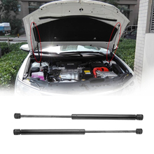 Front Hood Lift Support For Hummer H3 2006-2010 and H3T 2009-2010 2Pcs Gas Spring Shock Strut Damper