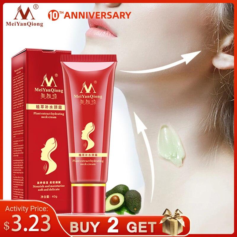 Whitening Neck Treatment Cream Anti-Aging Skin Care Neck Care  Face Anti-Wrinkle Hydrating Moisturizing Repair Cream